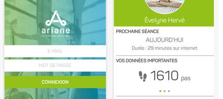17/06/16 - Ariane, le coach santé en ligne