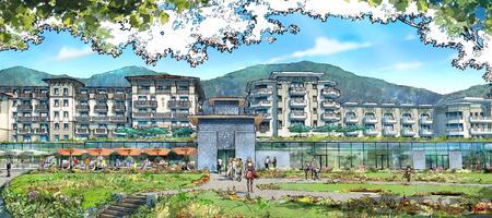 08/07/16 – Un nouveau resort thermal en projet à Châtel-Guyon