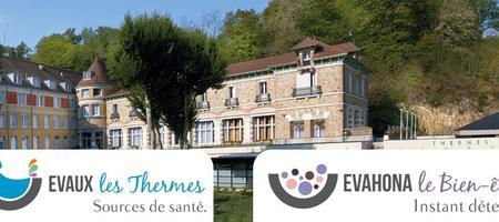21/09/2016 - Nouveautés aux thermes d'Évaux-les-Bains