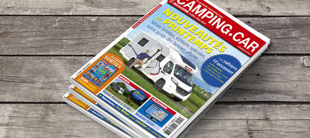 15/02/17 – L'Officiel du Thermalisme dans Camping-Car Magazine