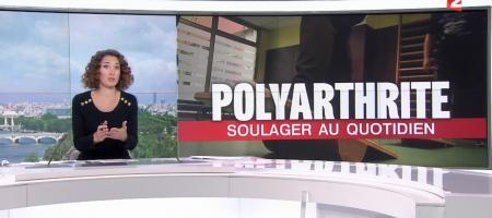 03/03/17 – La polyarthrite rhumatoïde sur France 2