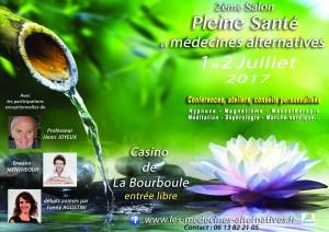 Salon Pleine Santé & Médecines Alternatives Complémentaires 2017