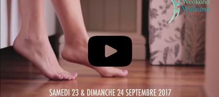 31/08/17 – A vos agendas: Weekend Wellness
