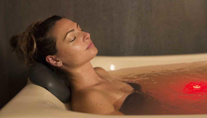 bain apaisant spa Aiga Resort thermal Chatel Guyon