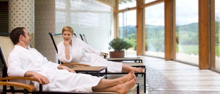 Cure thermale Cransac-les-Thermes - Moment de repos après les soins