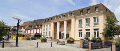 Niederbronn-les-Bains - Spa Thermal image a la une