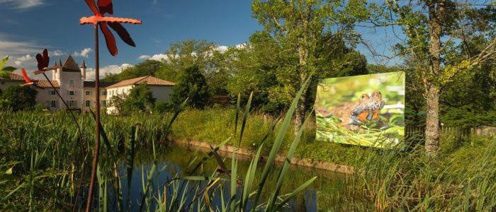 Exposition Biotrésors des Monts d'Ardèche à la Maison du Parc