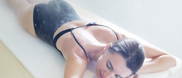 Cure thermale Barbotan-les-Thermes - Soin sous affusion d'eau thermale