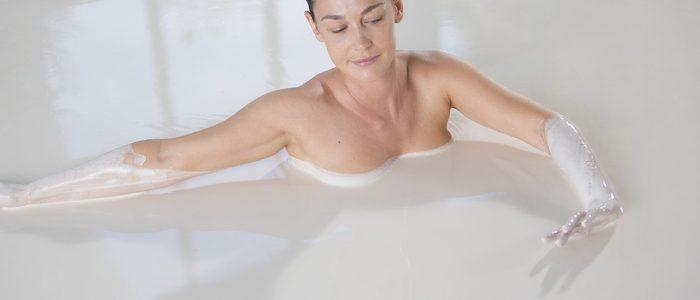 Cure thermale Cambo-les-Bains - Le bain de kaolin