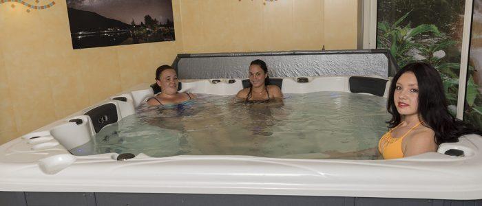 Cure thermale à Cilaos - Le temps d'un jacuzzi au spa thermal