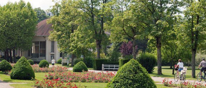 Parc thermal Vittel